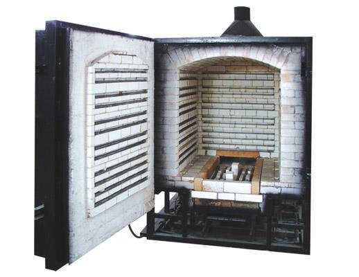 电加热梭式窑